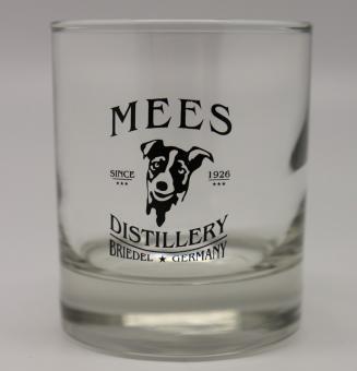 Whisky und Gin Glas